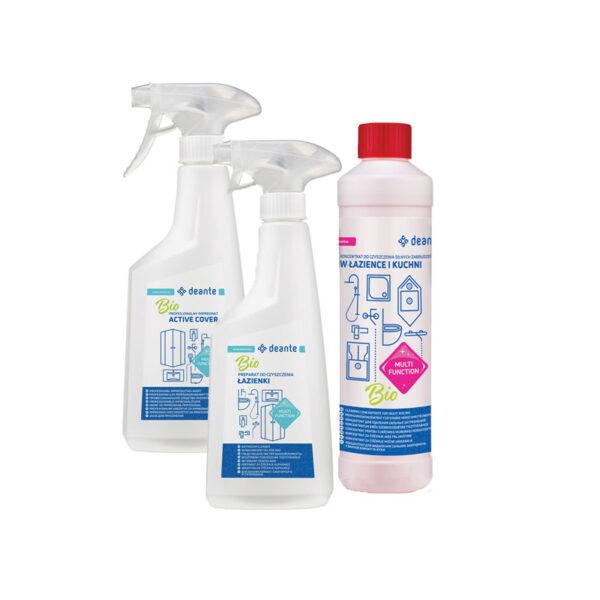 Ekologiczne środki czystości Deante