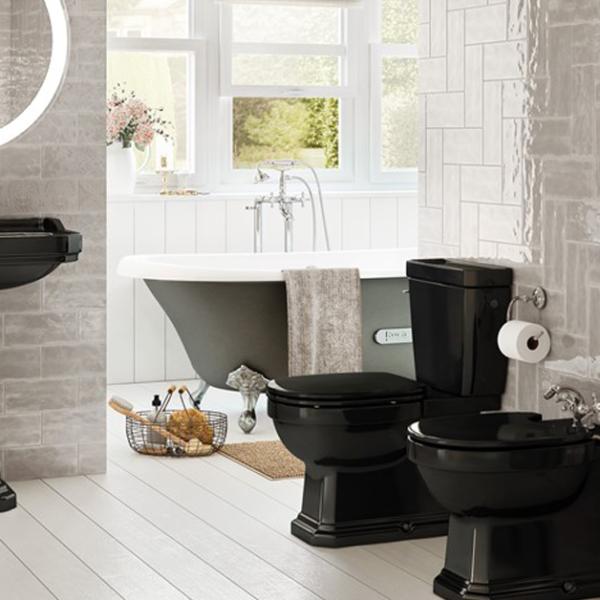 prezentacja Roca CARMEN BLACK ceramika sanitarna